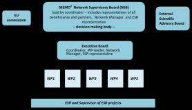 MEMO2 - WP5 - management structure